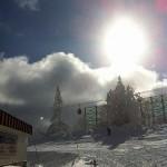 札幌国際スキー場へ