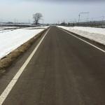 当別まで(CXバイク55km)